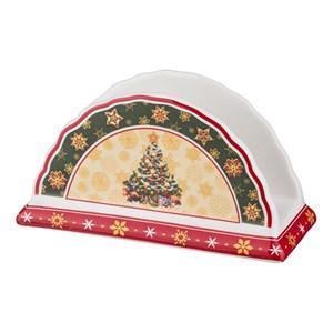 """Салфетница """"Новогодняя елочка"""" в подарочной упаковке"""