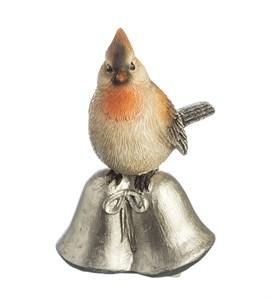 "Статуэтка ""Птица на колокольчике"""