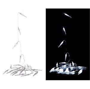 "Гирлянда LED ""Сосульки"" 6 метров"