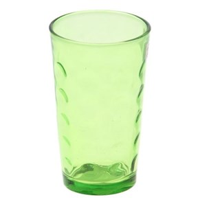 Стакан стеклянный зеленый 340 мл