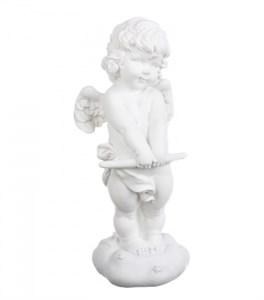 """Статуэтка """"Ангел со стрелой"""" высота 20 см"""