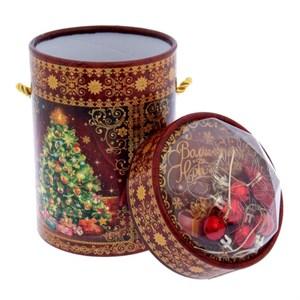 """Коробка подарочная """"Новогодняя елка"""""""