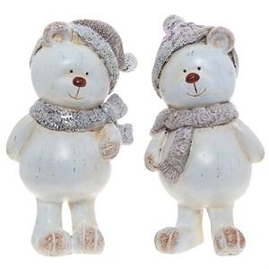 """Статуэтка """"Белый медвежонок"""" в ассортименте"""