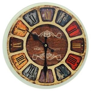 "Часы настенные ""Лофт"", диаметр 28 см"