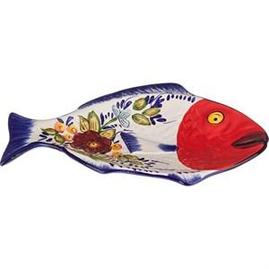 """Тарелка сервировочная """"Рыба"""" 29х17 см"""
