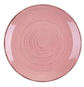 """Тарелка """"Светло-розовая"""", диаметр 20 см"""