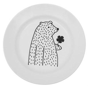 "Тарелка ""Медвежонок"", диаметр 20 см"