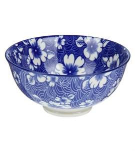 """Пиала """"Синие цветы"""" #3, 280 мл"""