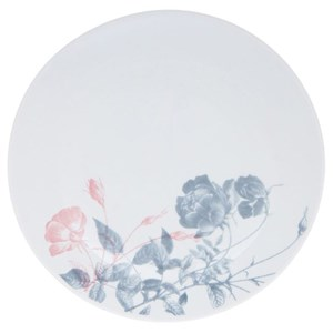"Тарелка ""Винтажные цветы"" диаметр 22 см"