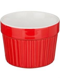 Форма для запекания красная 300 мл