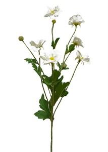 """Цветок искусственный """"Космея белая"""""""