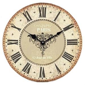 "Часы настенные ""Античный Париж"""