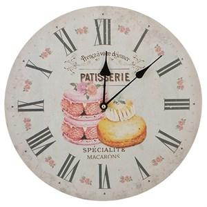 """Часы настенные """"Пирожные"""""""