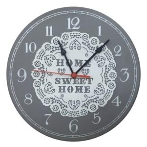 """Часы настенные """"Дом, милый дом"""""""