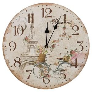 """Часы настенные """"Старый Париж"""""""