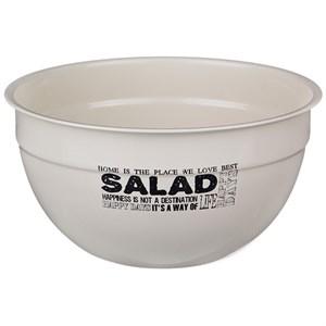 Салатник металлический диаметр 20 см