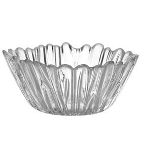 Салатник стеклянный диаметр 14х14 см