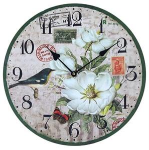 """Часы настенные """"Сад"""""""
