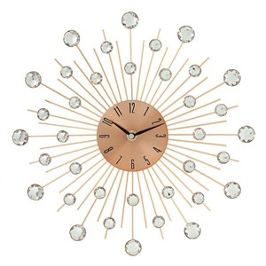 """Часы настенные """"Солнце"""" диаметр 33 см"""