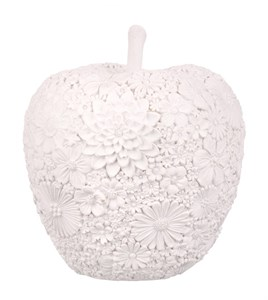 """Статуэтка """"Кружевное яблоко"""" большое"""