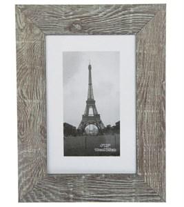 Фоторамка коричневая для фотографии 10х15 см