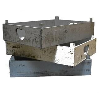 Ящик деревянный в ассортименте