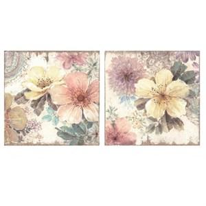 """Панно """"Летние цветы"""" 20х20 см в ассортименте"""
