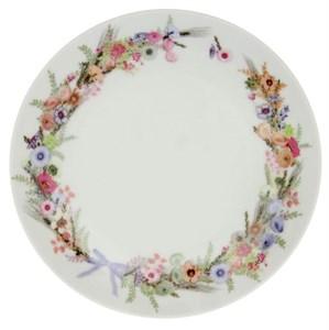 """Тарелка """"Цветочный букет"""" диаметр 19 см"""