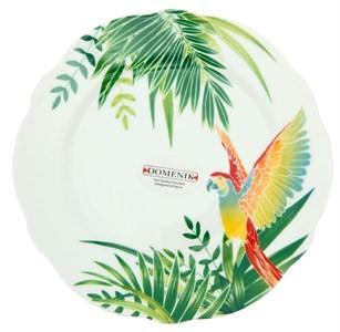 "Тарелка ""Попугай"" диаметр 20 см"