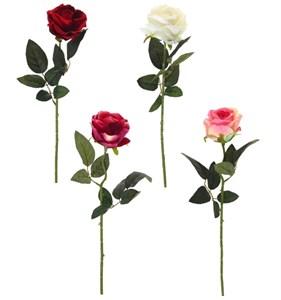 Роза искусственная в ассортименте