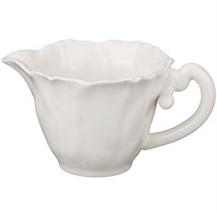 """Молочник """"Белый цветок"""" 250 мл"""