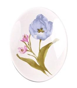"Мыльница ""Голубой цветок"""