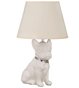 """Лампа настольная """"Собака"""" 28х45 см"""