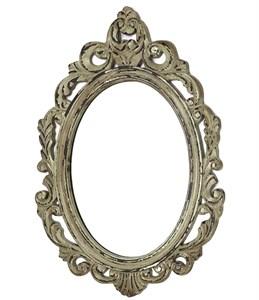 Зеркало состаренное 60x39 см