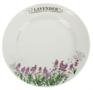 "Тарелка ""Лаванда"" диаметр 17 см"