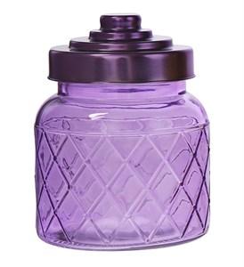 Емкость для хранения фиолетовая 600 мл