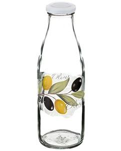 "Бутылка стеклянная ""Олива"" 500 мл"