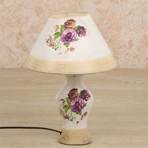 """Лампа настольная """"Букет"""" 35х24,5 см"""