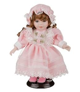"""Кукла керамическая """"Барышня"""" высота 23 см"""