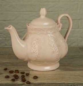 """Чайник заварочный """"Лоза"""" 570 мл розовый"""