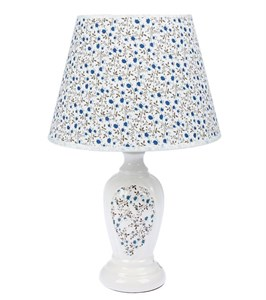 """Лампа настольная """"Луговые цветы"""" в ассортименте разные цвета"""