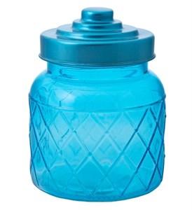 Емкость для хранения синяя 600 мл