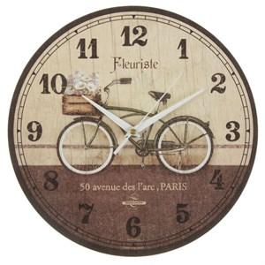 """Часы настенные """"Велосипед"""""""