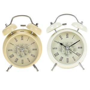"""Часы-будильник """"Розы"""" в ассортименте"""