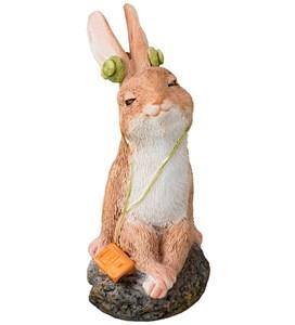 """Статуэтка """"Кролик с плеером"""""""