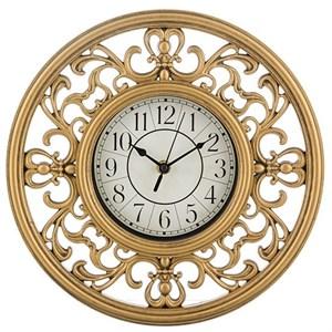 """Часы настенные """"Золотые кружева"""""""