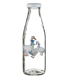 "Бутылка ""Гусиное семейство"" 500 мл"