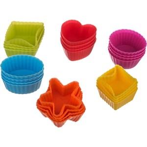 Набор из 24 силиконовых форм для конфет