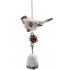"""Подвесное украшение """"Птичка"""" высота 16 см"""