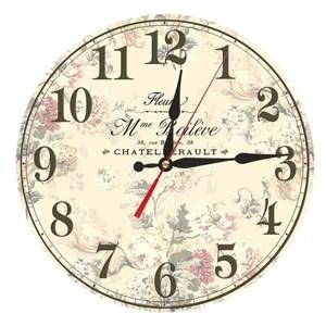 """Часы настенные """"Французский стиль"""""""